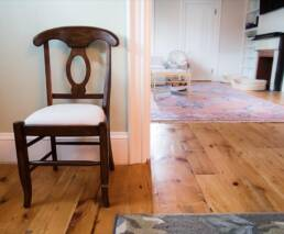 real antique wood Casertano Floors social