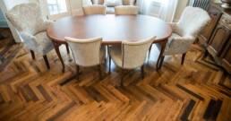 real antique wood Cerami Finals 7 social