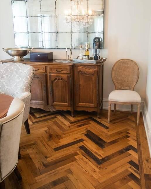 real antique wood Cerami Finals 9 social