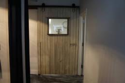 real antique wood reclaimed door DSC02063