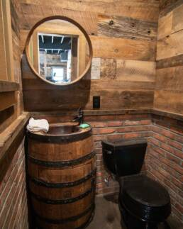 real antique wood Kayal Man cave 16 social