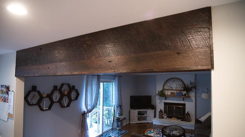 real antique wood Seguin Customs 4 ig