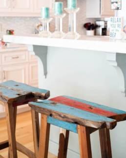 real antique wood Taylor 10 social