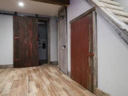 real antique wood Tedesco 11 social 1