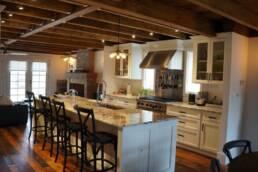 real antique wood reclaimed floor