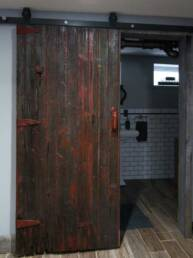real antique wood barn doors 01