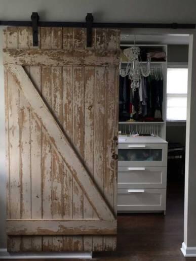 real antique wood barn doors 04