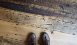 real antique wood reclaimed flooring antique