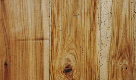 real antique wood reclaimed flooring hay field