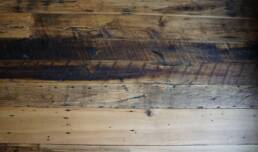 real antique wood reclaimed flooring old pub