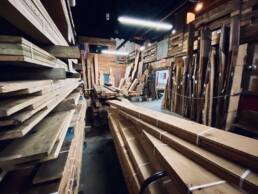 real antique wood reclaimed showroom 01