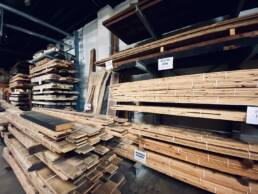 real antique wood reclaimed showroom 04