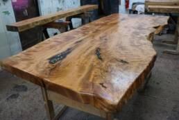 real antique wood slab 01